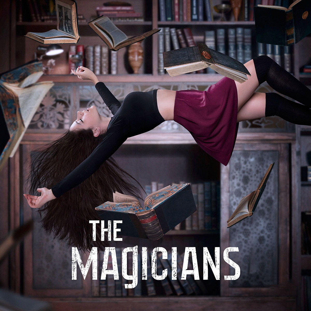 the magicians syfy promos television promos. Black Bedroom Furniture Sets. Home Design Ideas