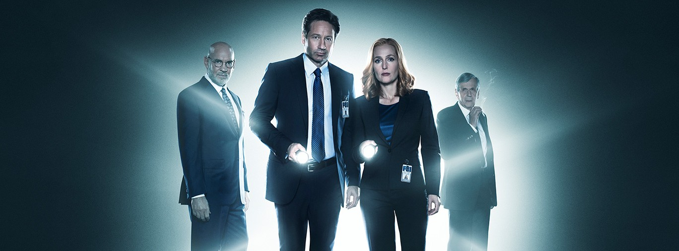 The X-Files (2016 event series) hero