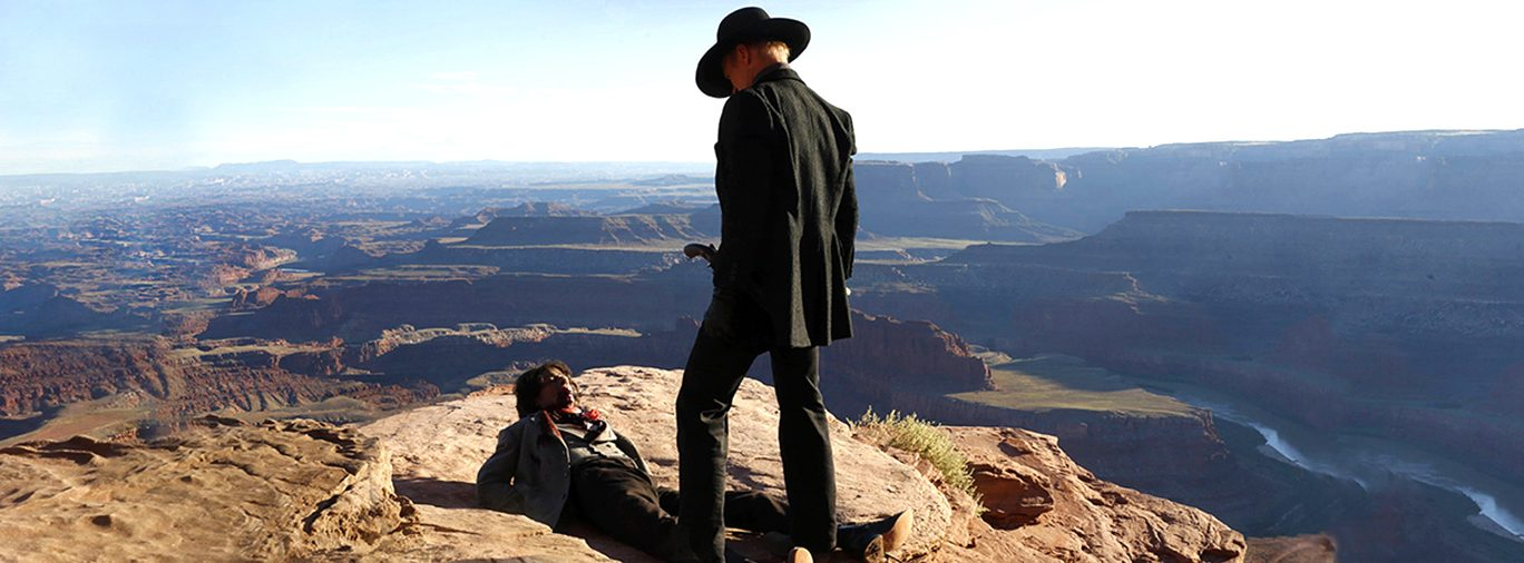 Westworld HBO TV series hero