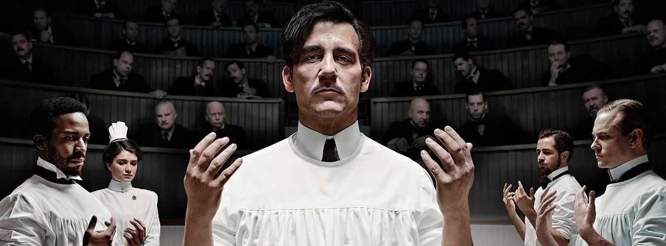 The Knick Cinemax TV series starring Clive Owen