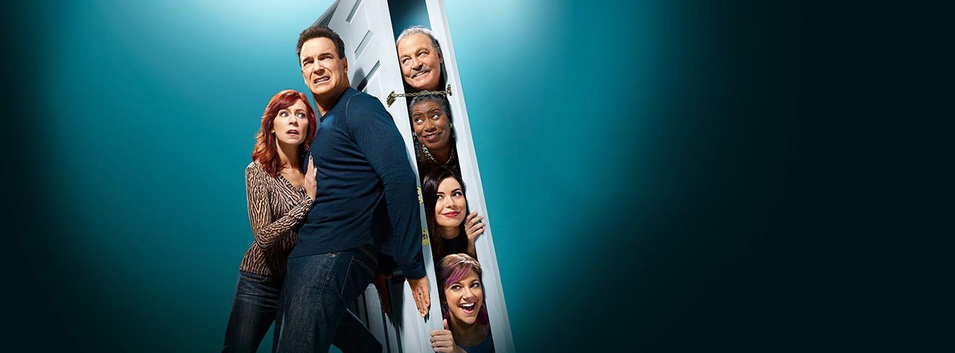 Crowded NBC TV series hero