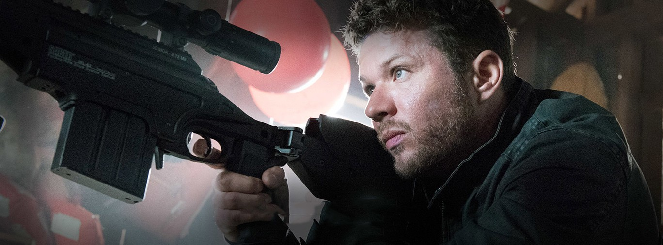 Shooter USA Network TV series Ryan Philippe