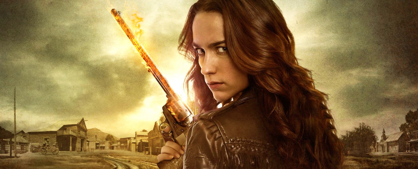 Wynonna Earp Syfy TV series hero