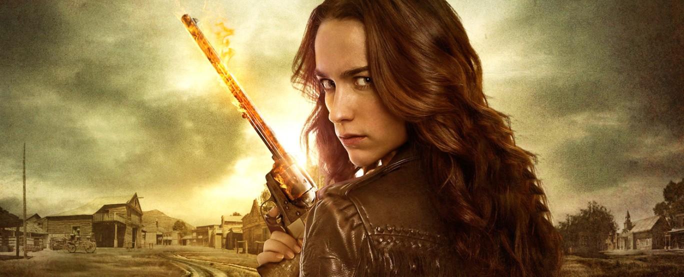 Wynonna Earp Syfy TV series hero