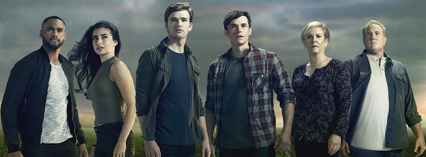 Beyond - Freeform TV series hero
