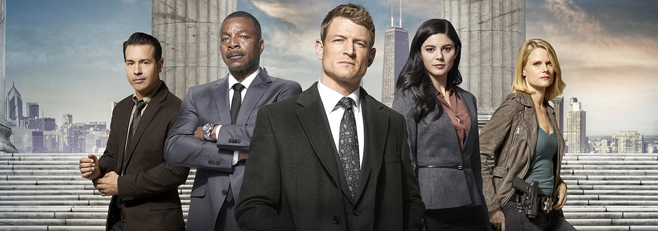Chicago Justice NBC TV series hero