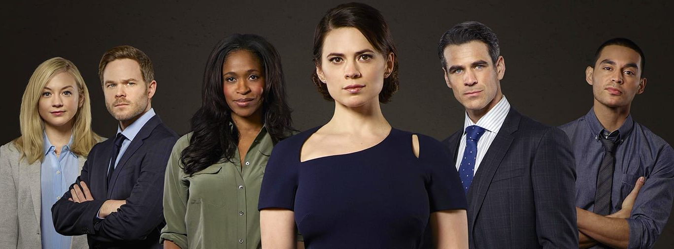 Conviction ABC TV series starring Hayley Atwell