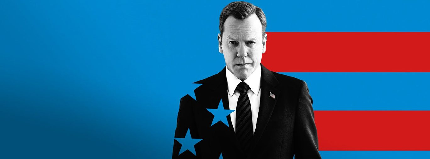 Designated Survivor Season 2 hero ABC TV series Kiefer Sutherland