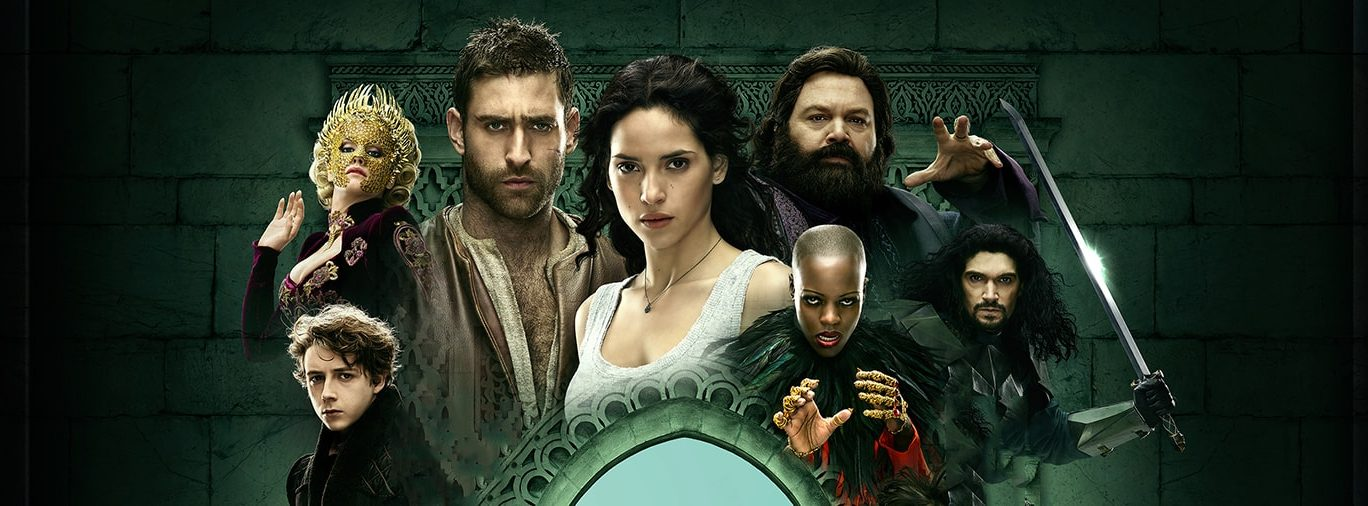 Emerald City NBC TV series hero