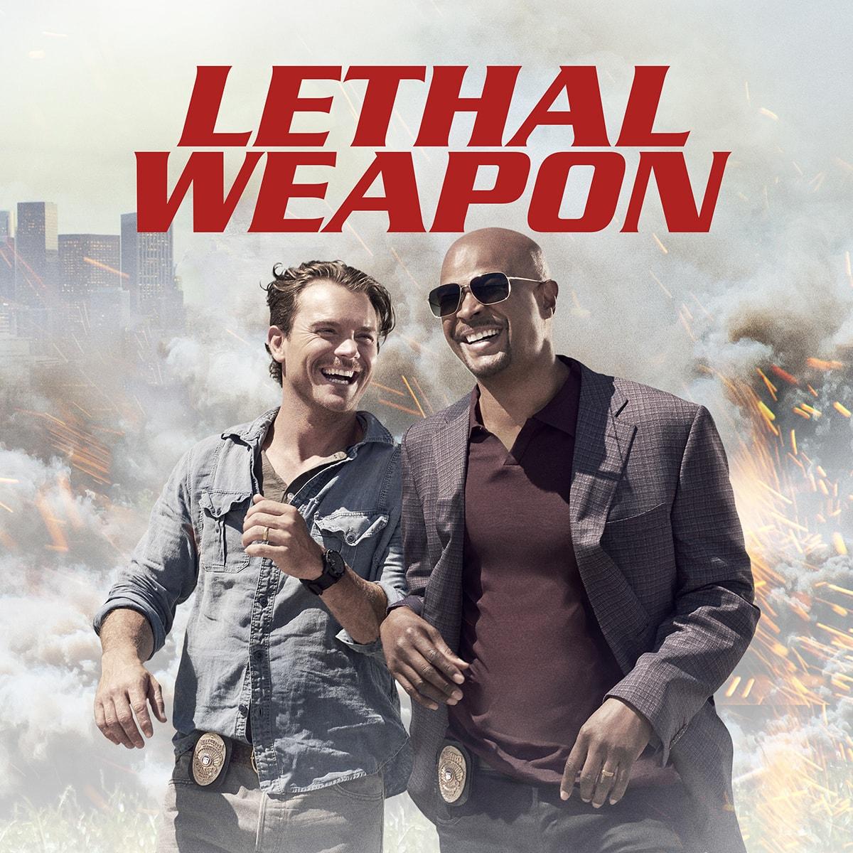 Resultado de imagem para Lethal Weapon serie