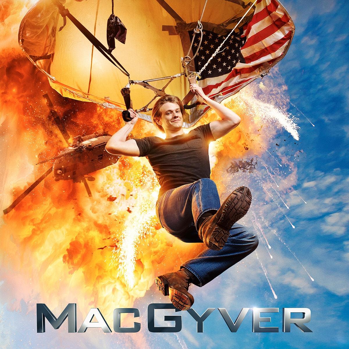MacGyver CBS Promos - Television Promos