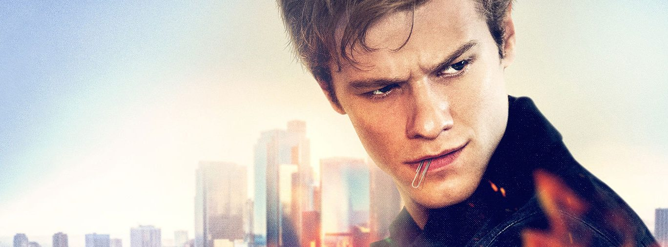 MacGyver Season 5 hero