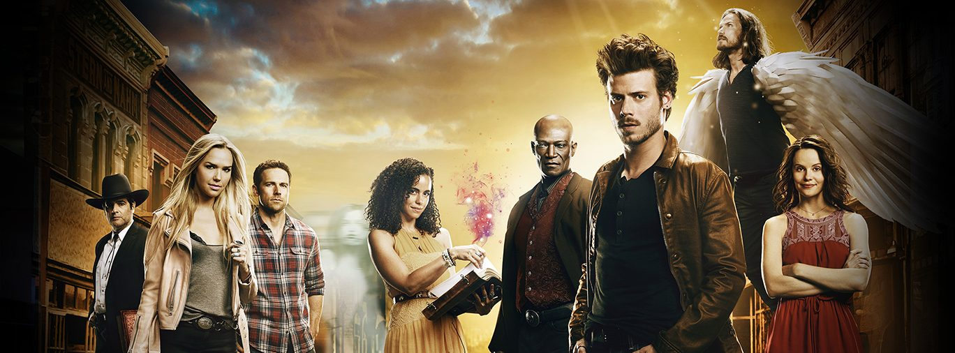 Midnight Texas NBC TV series hero