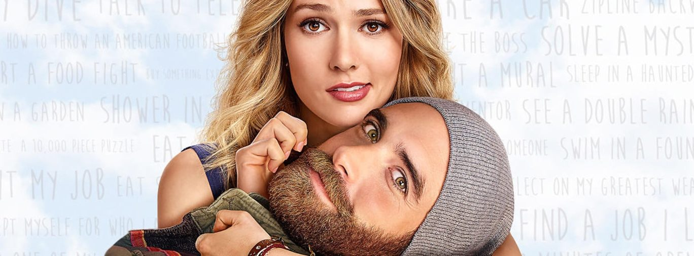 No Tomorrow CW TV series hero