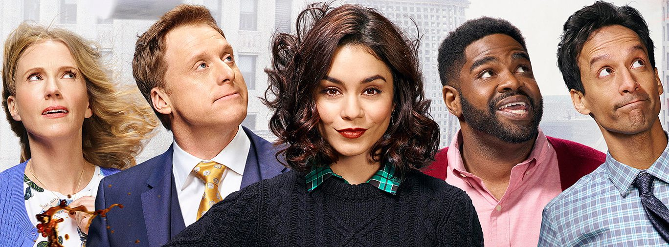 Powerless NBC TV series hero