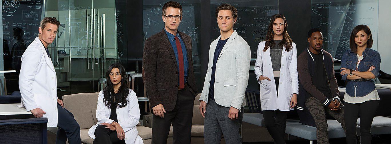 Pure Genius CBS TV series hero