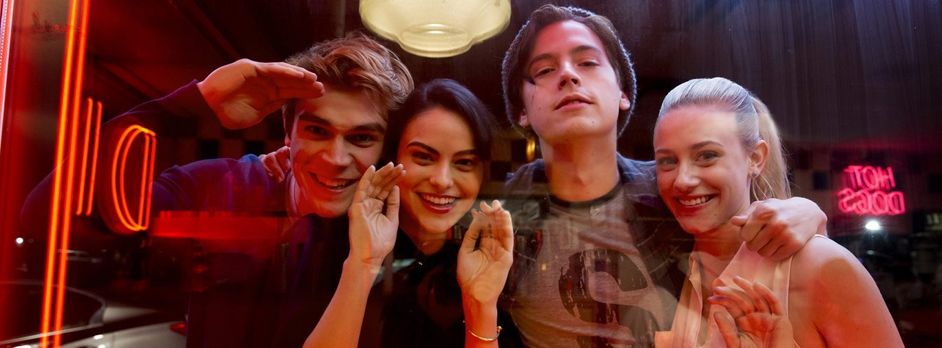 Riverdale CW TV series hero