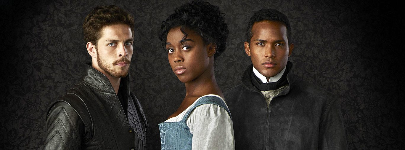 Still Star-Crossed ABC TV series hero