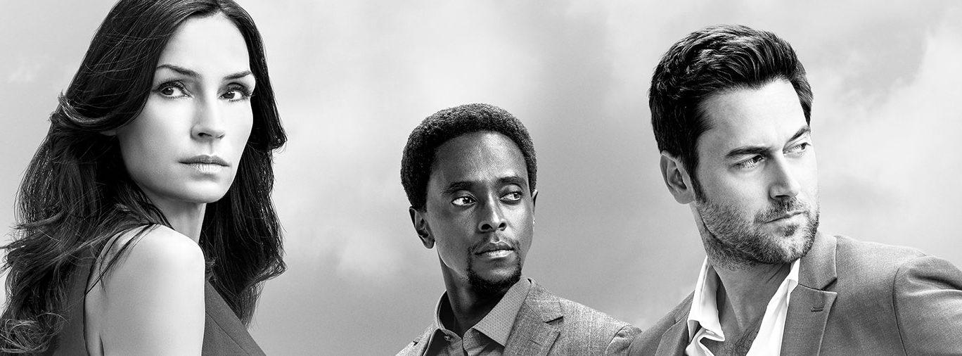 the Blacklist: Redemption NBC TV series hero