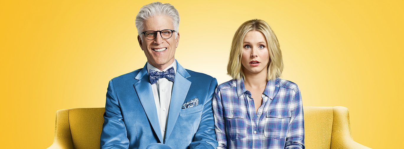 The Good Place NBC TV series hero