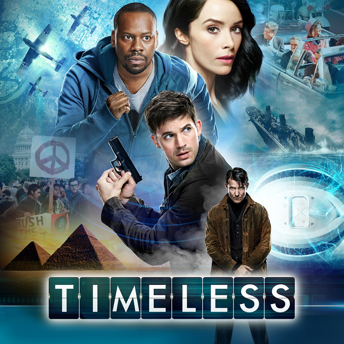 Timeless Nbc Promos Television Promos