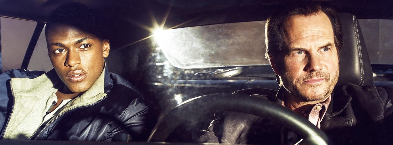 Training Day CBS TV series hero Bill Paxton