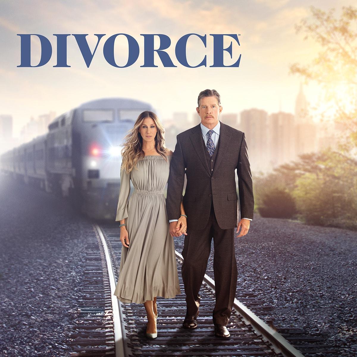 Serie Divorce