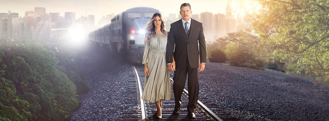 Divorce HBO TV series hero