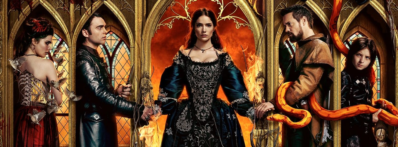 Salem Season 3 hero WGN America TV series