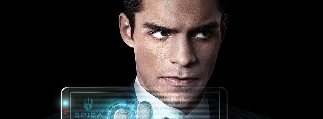 Incorporated Syfy TV series hero