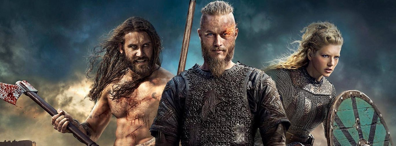 Vikings History Channel TV series hero