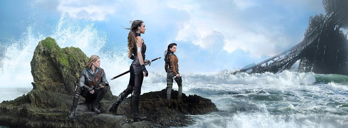 The Shannara Chronicles MTV hero