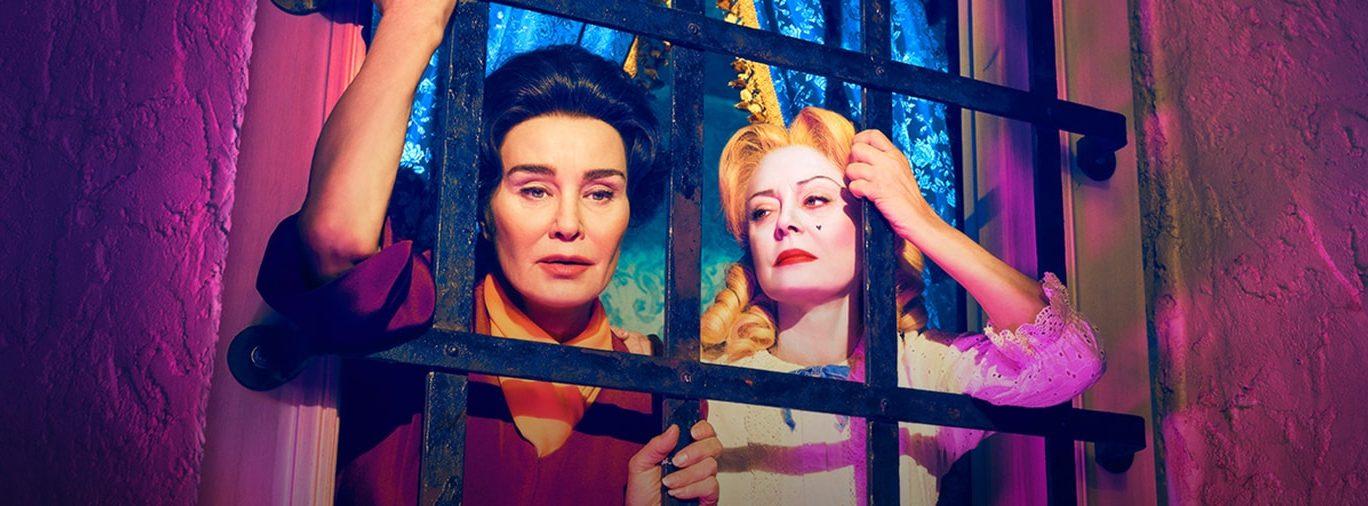 FEUD: Bette and Joan FX TV series hero