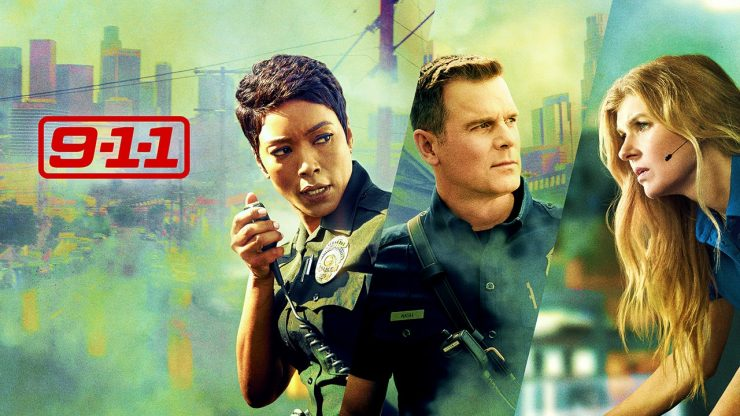 911 Serie Netflix