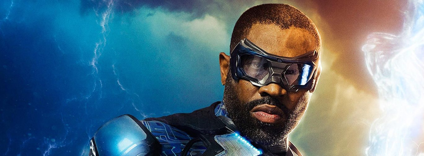 Black Lightning CW hero