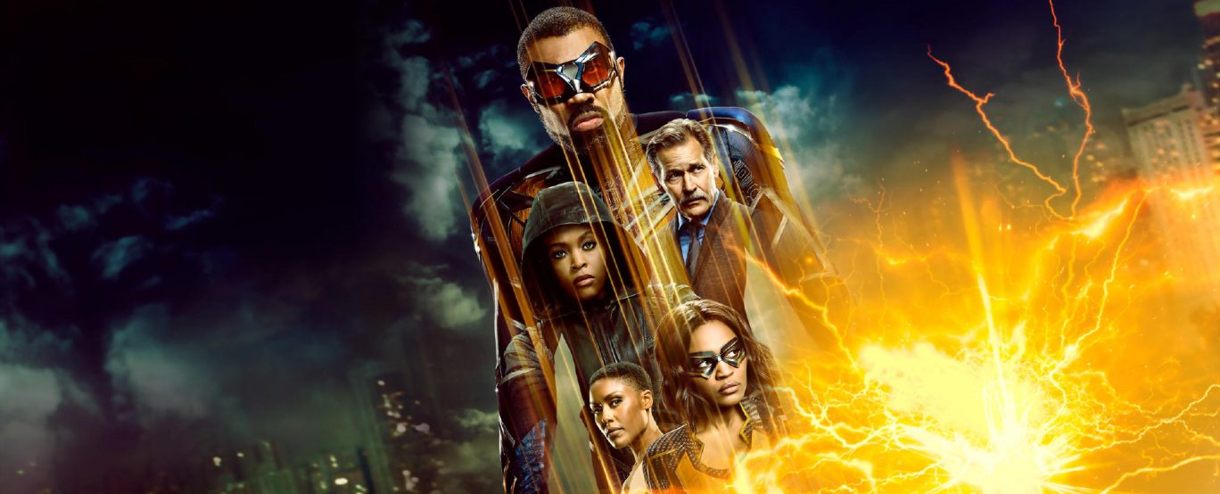 Black Lightning Season 3 hero CW TV series