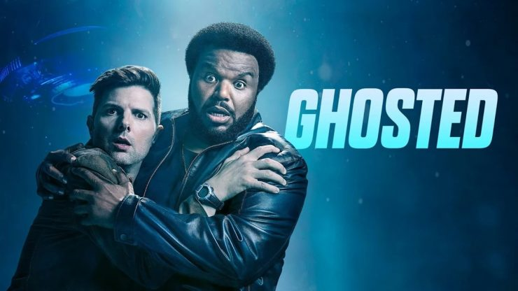 Ghosted 1x06 Espa&ntildeol Disponible