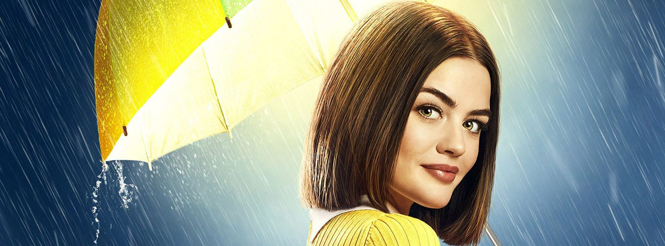 Life Sentence Lucy Hale CW TV series hero