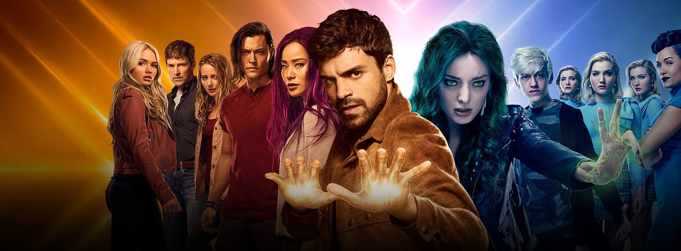 The Gifted Season 2 hero FOX TV series