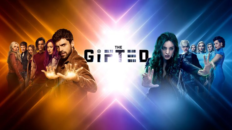 Serie The Gifted