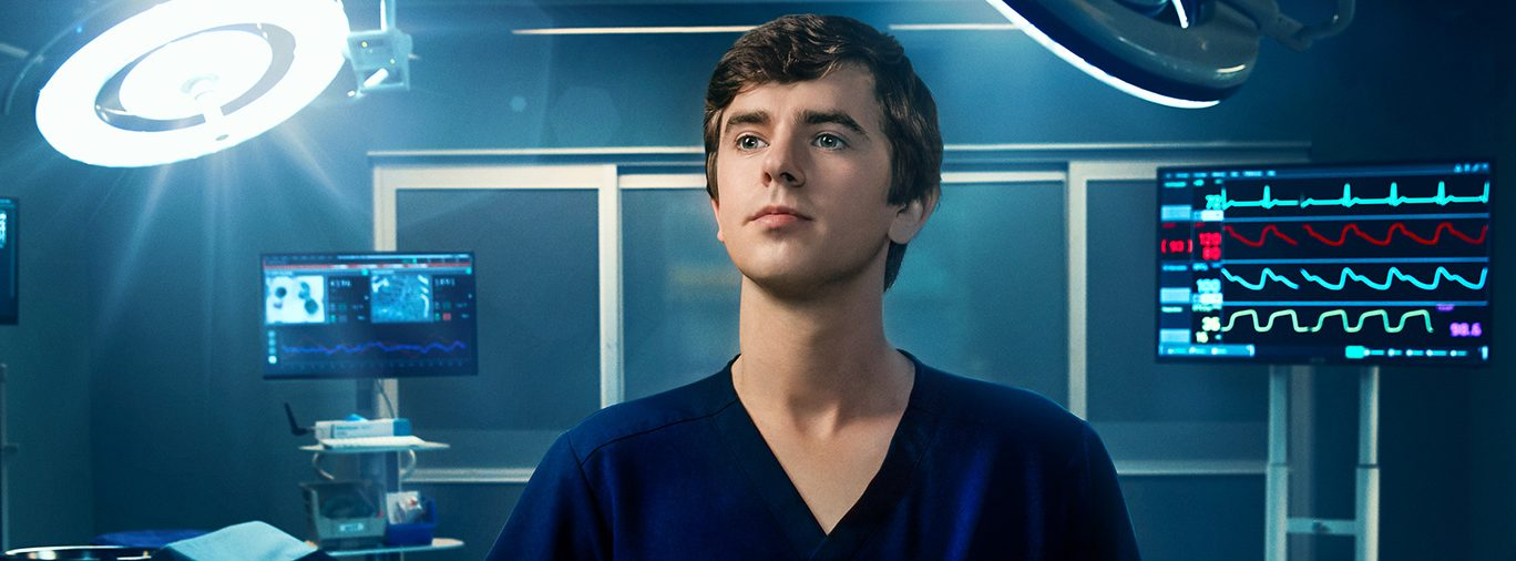 The Good Doctor Season 3 hero