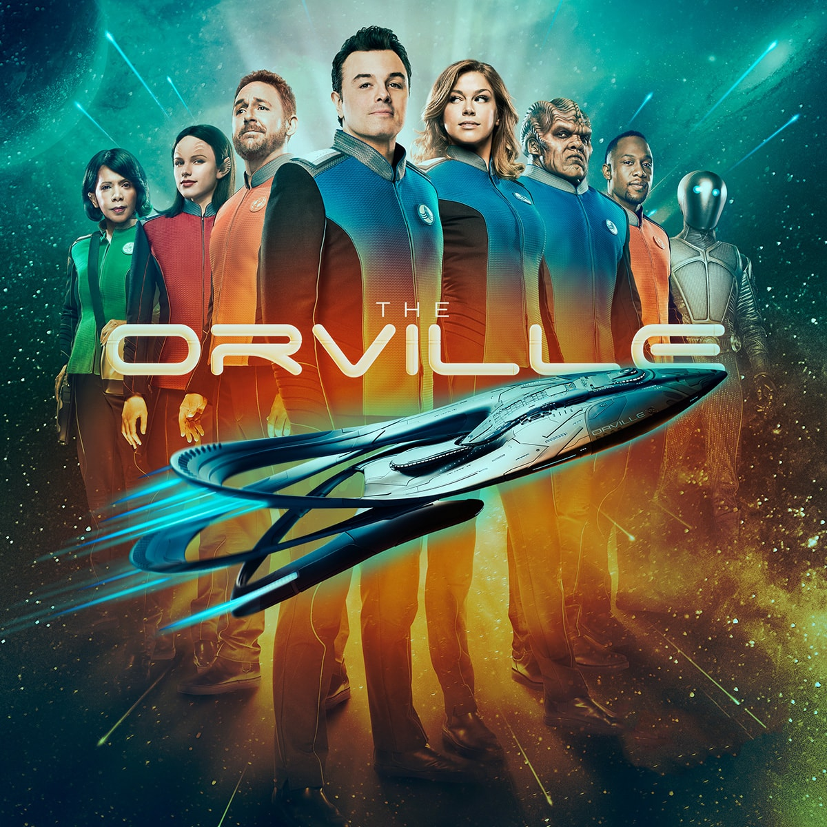 The Orville Episodes
