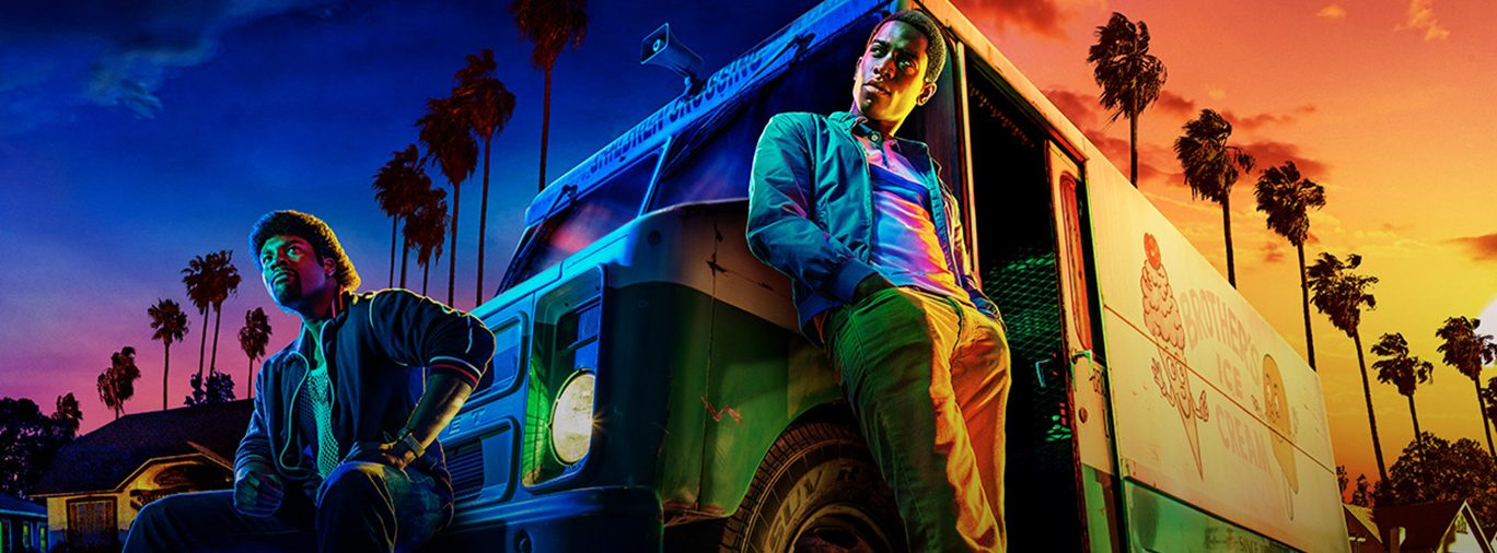 Snowfall Season 2 FX TV series hero