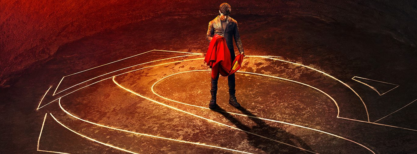 Krypton Syfy TV series hero