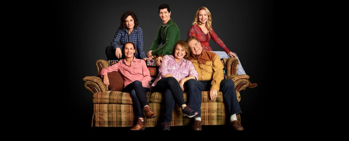 Roseanne Season 10 hero ABC comedy series