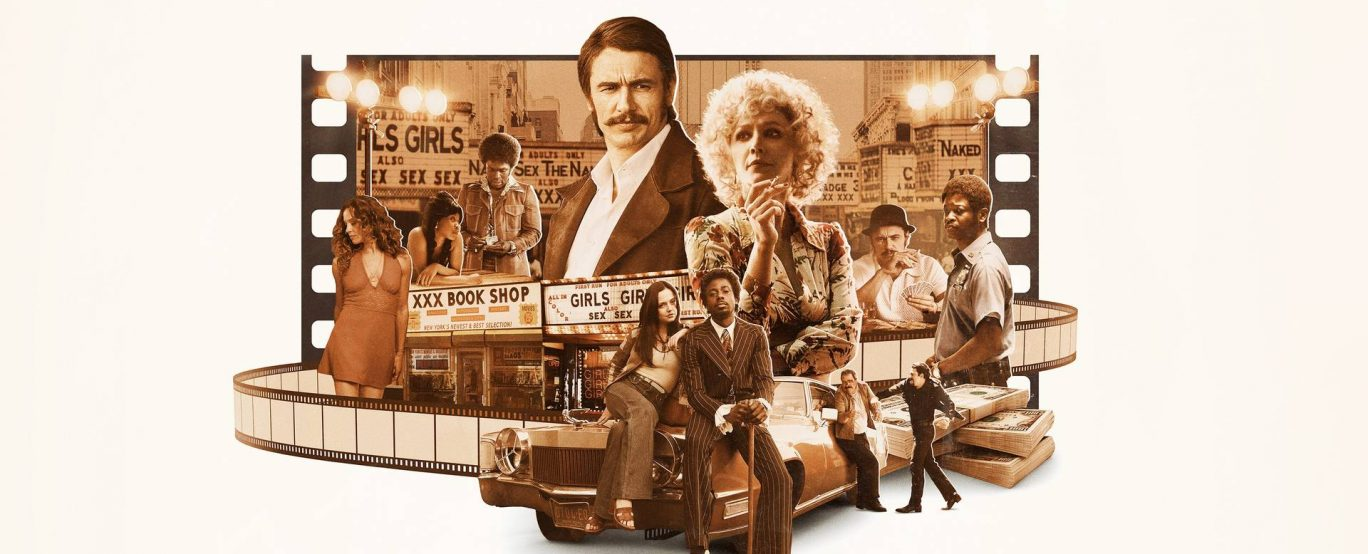 The Deuce HBO TV series hero