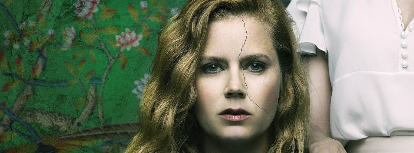 Sharp Objects HBO TV series starring Amy Adams - hero
