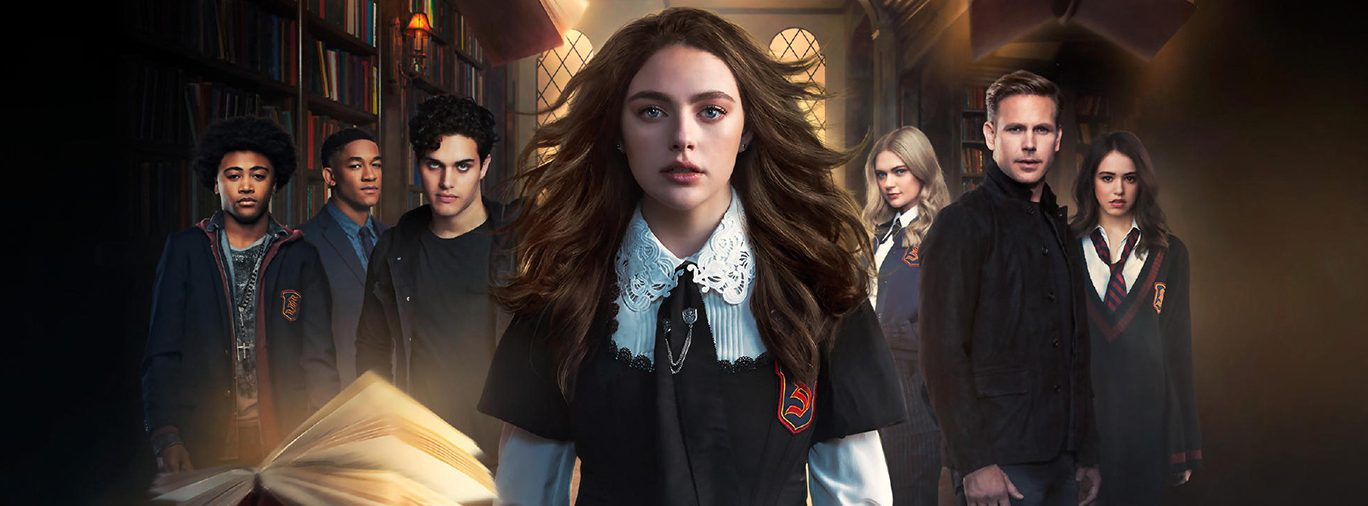 Legacies The CW TV series - The Originals spinoff hero