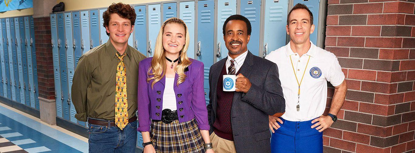 Schooled ABC TV series hero