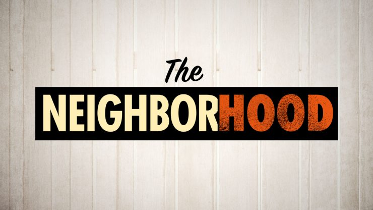 Image result for the neighborhood logo cbs